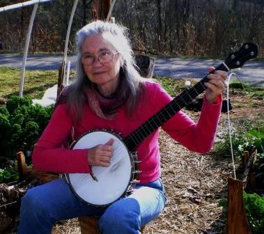Hilary Dirlam with her Cedar Mountain A Model