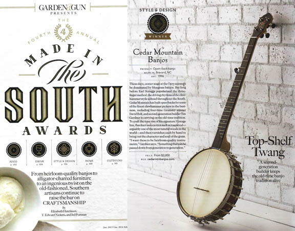 garden and gun magazine. Garden \u0026 Gun 2013 Made In The South Awards Style Design Winner And Magazine