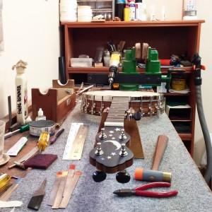 Cedar Mountain Banjos service & repair