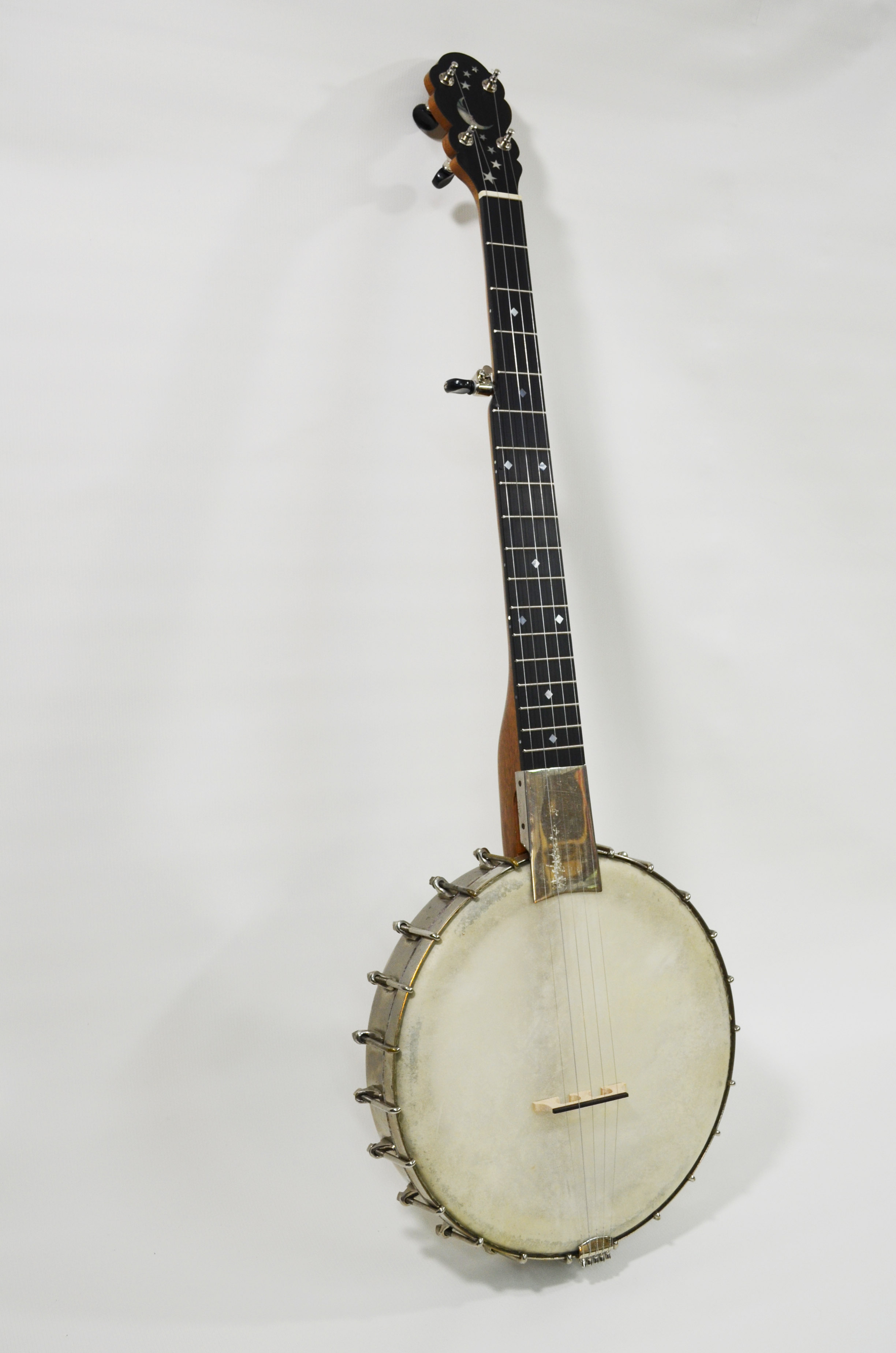 Dobson-style neck with original pot