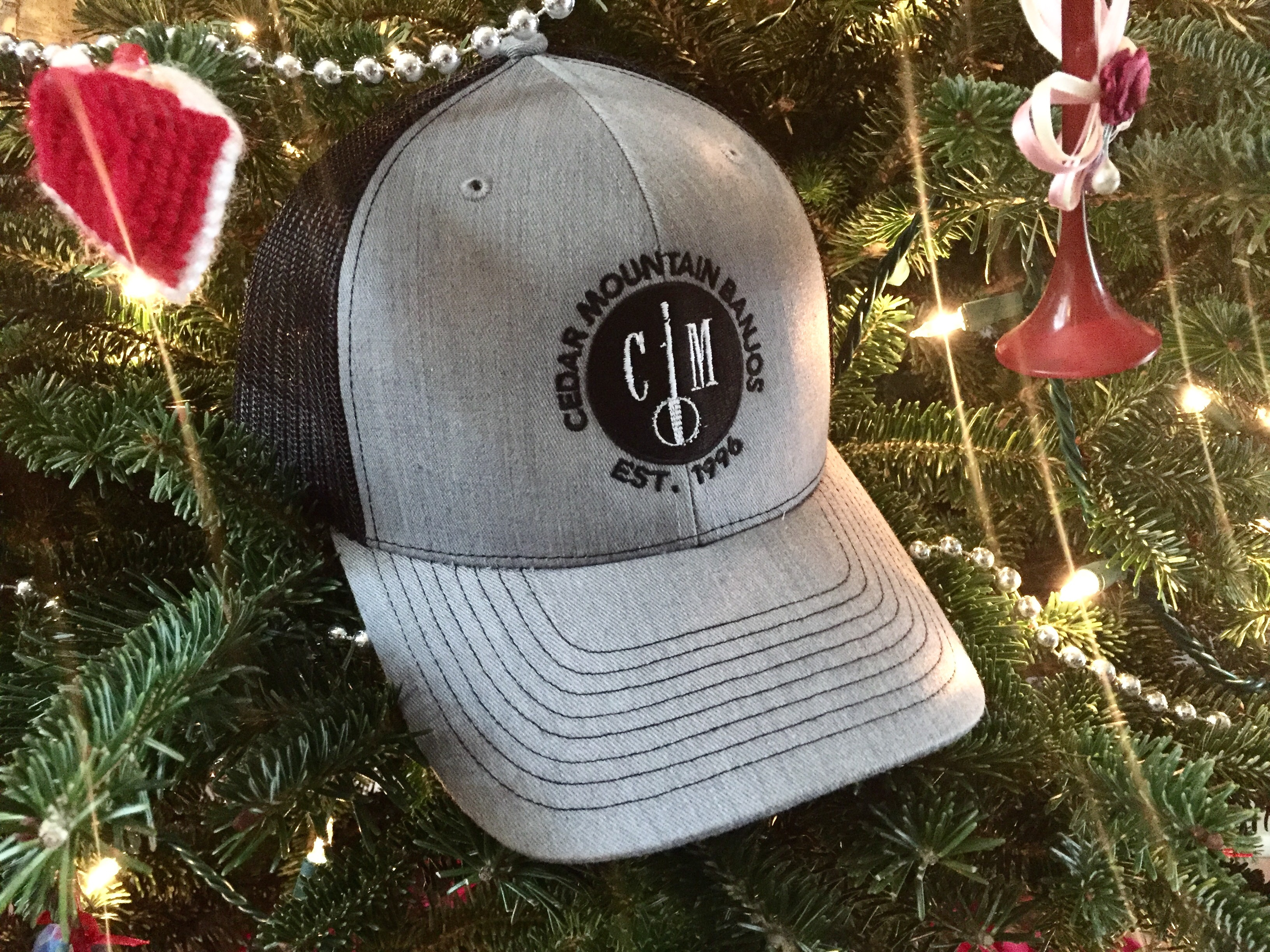 CMB trucker cap holiday specials