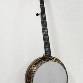 Bramble bluegrass banjo